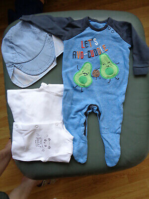 job lot of baby clothes 3-6 months  GOOD CONDITION