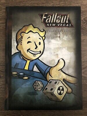 Fallout: New Vegas — Official Collector's Edition Game Guide *RARE*