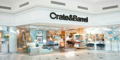 2 Crate & Barrel 15% Off Discount Coupon Codes~Exp 6/30/20