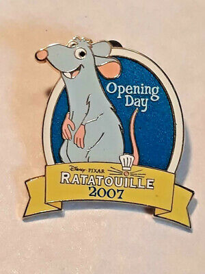 Disney RATATOUILLE Movie OPENING DAY PIN Limited Edition 500 ~ RARE ~ Ships FREE