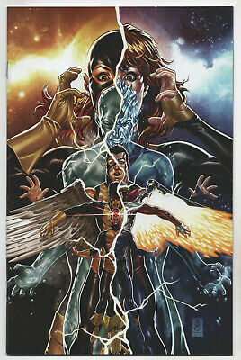Extermination 1 Marvel 2018 NM- Mark Brooks Virgin Variant X-Men