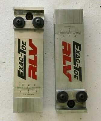 RLV Exac Toe Alignment System - 17mm Spindle