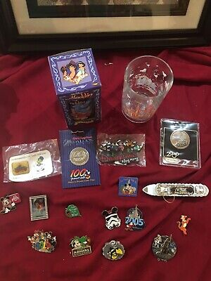 Disney Parks/Trading Pins/BK Glass/Coins/Magnet/Walt Disney World/Disneyland HK