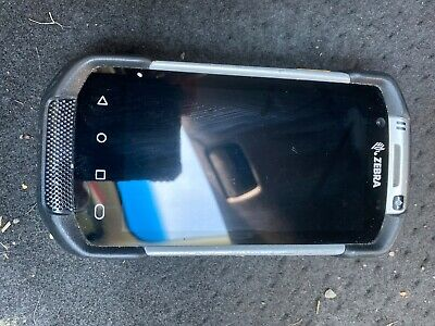 Zebra Tc70x TC700K Android Mobile Barcode Scanner (Walmart Software) Used