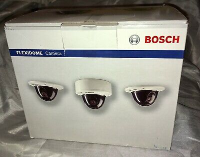 Bosch VDN-5085-V321 Flexidome Security Camera - New (Open Box)