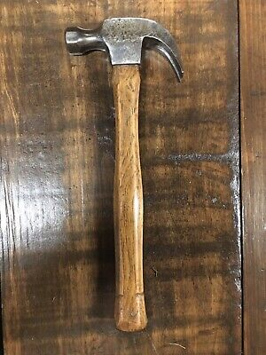 Vintage CHENEY 'NAILER' Ball Type Nail Holding Claw Hammer (Made in USA)