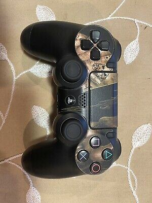 Sony Dualshock 4 Wireless Controller Black For PlayStation 4 Remote PS4