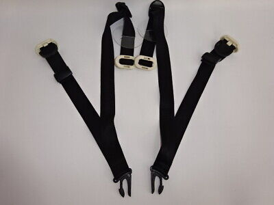 BUGABOO Bee Plus Replacement Set Shoulder/ Waist HARNESS / STRAPS for seat unit