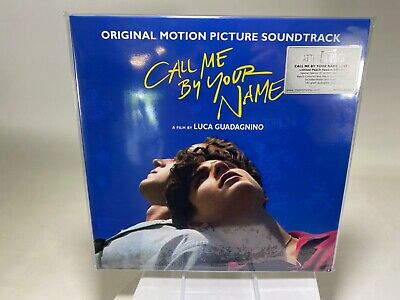Call Me By Your Name Soundtrack 2 × Vinyl, LP, Album, Limited Edition, Numbered,