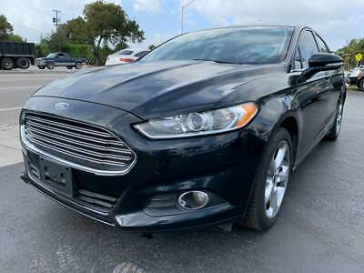2014 Ford Fusion SE 4dr Sedan 2014 Ford Fusion SE 4dr Super Clean Drives Great Florida Owned CD/AUX/Bluetooth