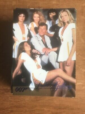 Inkworks James Bond Card Set 1996