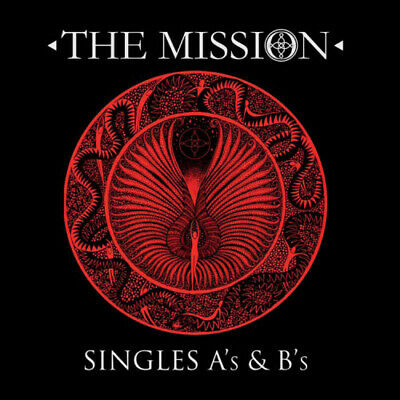 Singles A's & B's by The Mission UK.