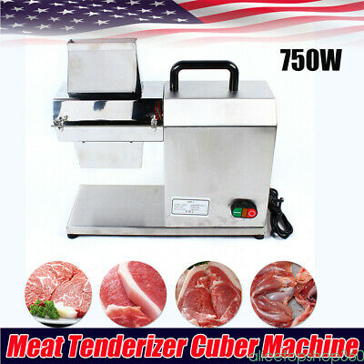110V Commercial electric Meat Tenderizer machine for Beef fillet,beefsteak