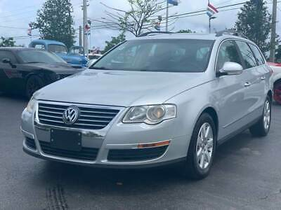 2007 Volkswagen Passat 2.0T 4dr Wagon (2L I4 6A) 2007 Volkswagen Passat 2.0Turbo 4dr Wagon Automatic 6-Speed FWD CLEAN FLORIDA @@