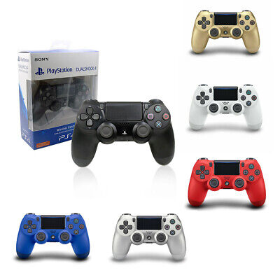 PS4 Dualshock 4 Wireless Controller Bluetooth Game Pad For SONY PlayStation 4