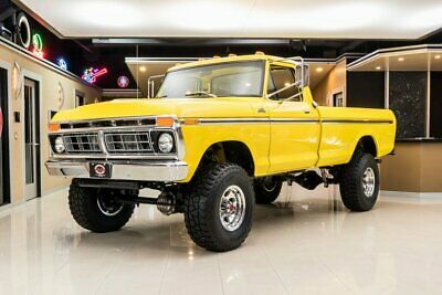 1977 Ford F-250 4X4 Pickup Frame Off, Rotisserie Build! Ford 460ci V8, 4-Speed Manual, PS, PB, 4X4