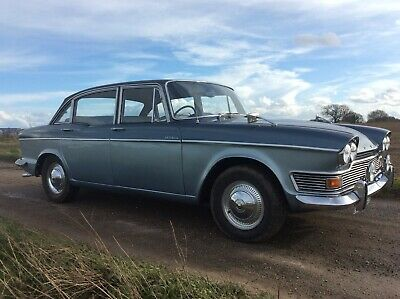 1965 Humber Imperial 4 Door Auto Executive Saloon Rare Restored Classic Beauty!!