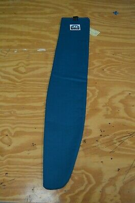 Melges 24 Padded rudder cover - Teal color New