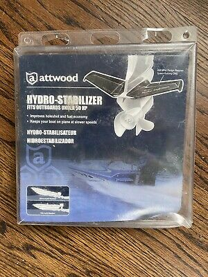 Attwood Hydro Stabilizer For Boat Propeller