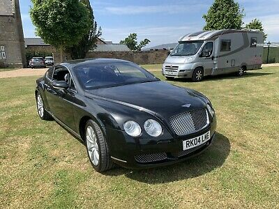 2004/04 Bentley Continental Gt 6.0 W12 Coupe