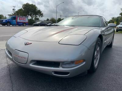 2000 Chevrolet Corvette Base 2dr Coupe 2000 Chevrolet Corvette 2dr Coupe Manual 6-Speed ONLY 76k  Miles Florida Owned