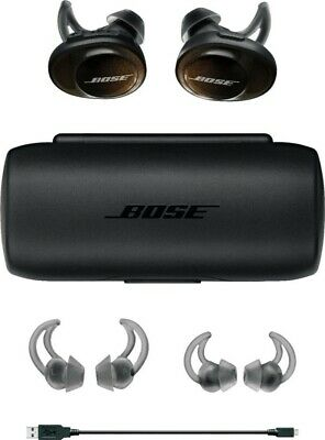 Bose SoundSport Free Truly Wireless Headphones - Black