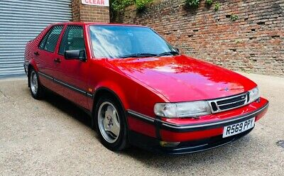 Saab 9000 Cse 2.0 Turbo Immaculate Collectors Classic