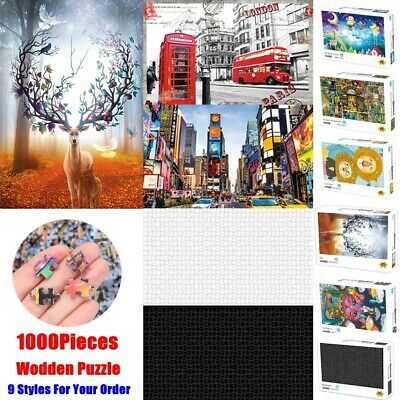 Gift Puzzle Game Jigsaw Puzzle Assembling Puzzles Toy Adults Kids DIY Jigsaw