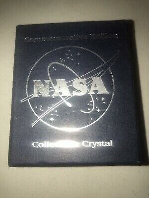 Limited Edition NASA Collectable Crystal