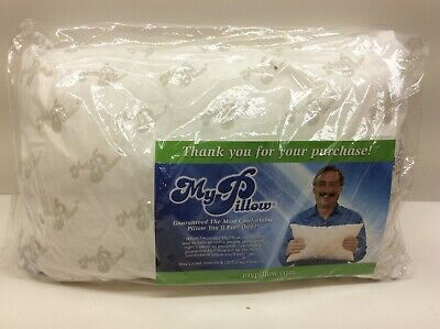 "My Pillow Go Anywhere Pillow Travel Size 12"" x 18"""