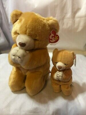 "Ty Beanie Baby ""Hope"" Original and Buddy size"
