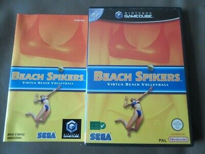 Beach Spikers  ( Game Cube - Nintendo )  Complet