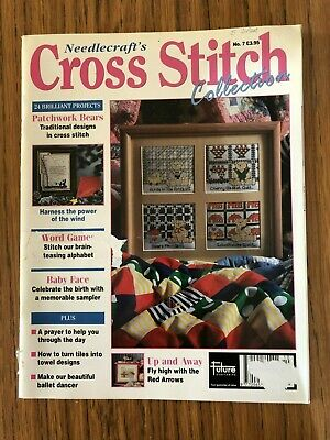 Cross Stitch Collection No. 7