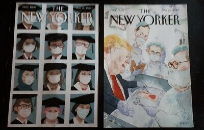 The New Yorker magazine May 2020