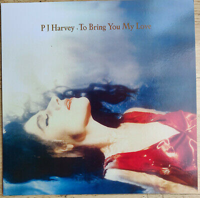 PJ Harvey - To Bring You My Love Coloured Vinyl LP : Brand New and Unplayed