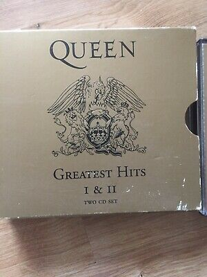 Greatest Hits I & II, Queen, Used