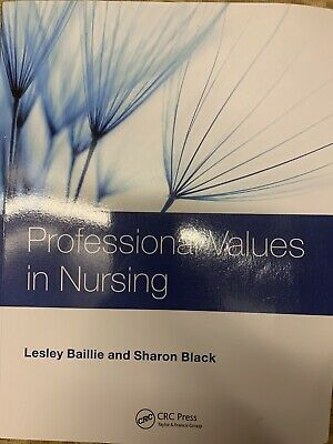 Professional Values in Nursing by Lesley Baillie, Sharon Black (Paperback, 2014)