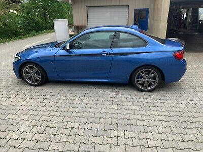 BMW M235i Coupe - 326 PS - 42700 km - 2015