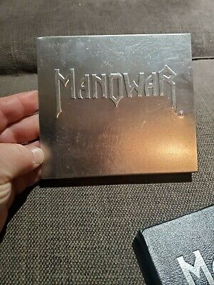 Manowar Gods Of Metal Special Edition.CD and DVD