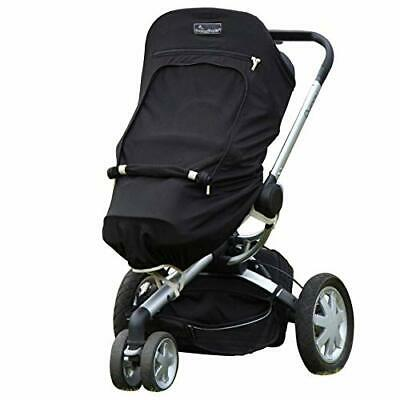 Stroller Sun Cover (6m+) | UV Sunshade for Baby Strollers & Joggers |