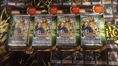 YuGiOh! Legend of Blue Eyes White Dragon Booster Pack Sealed - New