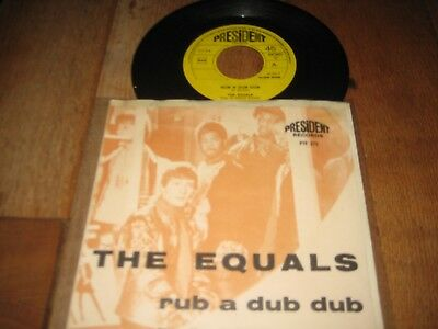 The Equals.A.Rub a dub dub.B.After the lights go low.(1912)