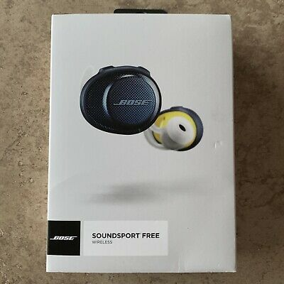 Bose 774373-0020 SoundSport Free Wireless In-Ear Headphones 10/L10140A