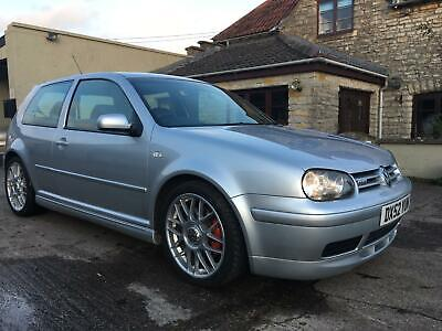 2002 VW Golf 1.8T GTi Anniversary Ltd Edn,#346 low miles, low owners, collectors