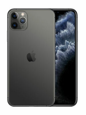 Apple iPhone 11 Pro Max - 256GB - Space Gray (Unlocked) A2161 - Free Shipping