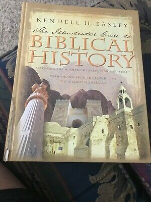 Holman Illustrated Guide to Biblical History: With Photos from the Archive .. U