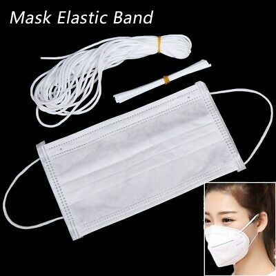 Supplies Elastic Band Rubber Bands String Mouth Mask Rope Nose Bridge Strip
