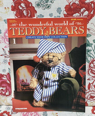 The Wonderful World of Teddy Bears Issues 1-4