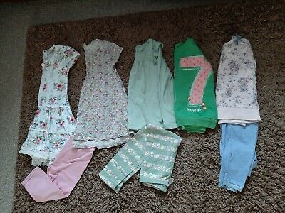 Girls Clothes Bundle Age 4-5 ,Next Inc