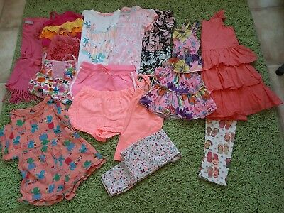 Girls Clothes Bundle Age 3-4 Next Inc